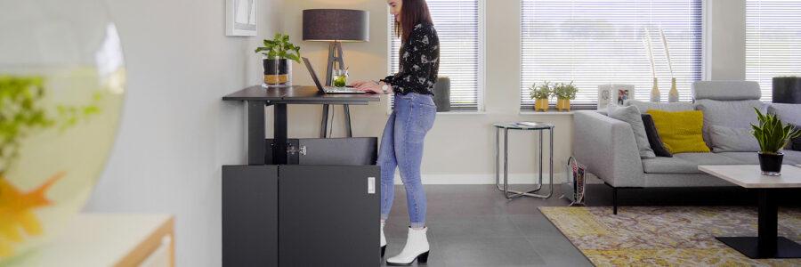 HomeFit thuiswerken zoals op kantoor